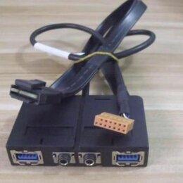 Компьютерные кабели, разъемы, переходники - Usb 3,0 концентратор usb3.0 адаптер пк передняя панель, 0