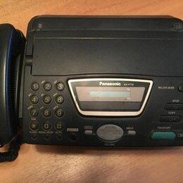 Проводные телефоны - Panasonic kx-ft21, 0