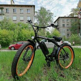 Велосипеды - Электровелосипед Cruiser-2E350 350W от поставщика, 0