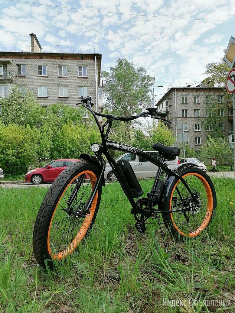 Электровелосипед Cruiser-2E350 350W от поставщика по цене 44000₽ - Велосипеды, фото 0