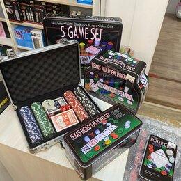 Настольные игры - Покер, набор для игры, 0