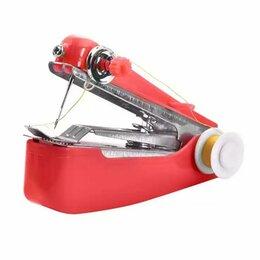 Швейные машины - Ручная швейная машинка Mini HandHeld, 0