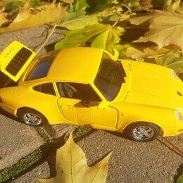 Машинки и техника - Коллекционная модель автомобиля Porsche 911, 0