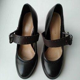 Туфли - Туфли, натуральная кожа, 37 размер, 0