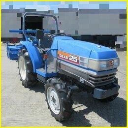 Мини-тракторы - Минитрактор японский Iseki Geas TG 25, 0
