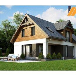 Готовые строения - Каркасный дом кд-333 175.1м², 0