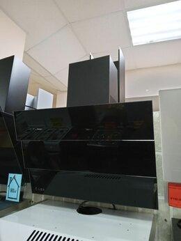Вытяжки - Вытяжка Lex Rio G 600 black  новая, 0