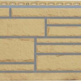 Фасадные панели - Фасадная панель Grand Line Камелот Премиум Горчичный, 0