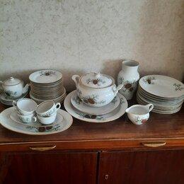 Сервизы и наборы - Столовый с чайным сервиз, 0