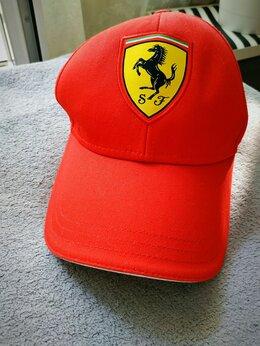 Головные уборы - Кепка/бейсболка Ferrari, 0
