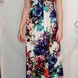 Платья - Платье с принтом, 0