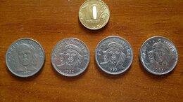 Монеты - КУБА  3 песо  Э.Че Гевара, 0