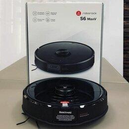 Роботы-пылесосы - Roborock S6 MaxV Новый, Гарантия, 0