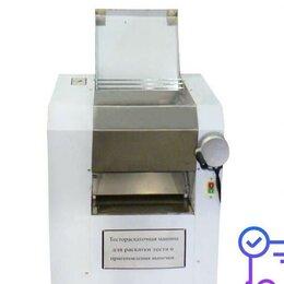 Тестомесильные и тестораскаточные машины - Тестораскатка напольная, 0
