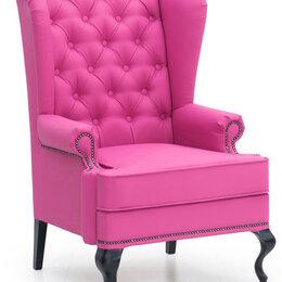 Кресла и стулья - Каминное кресло с ушами, 0