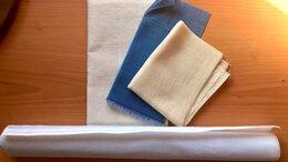 Рукоделие, поделки и товары для них - Канва для вышивания 4 куска, 0