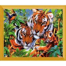 Рукоделие, поделки и сопутствующие товары - Семья тигров Артикул : L 537, 0