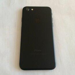 Мобильные телефоны - Iphone 7 128gb черный матовый, 0