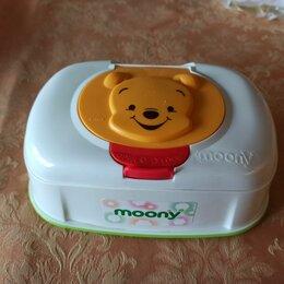 Влажные салфетки - Контейнер для влажных салфеток детский Moony, 0
