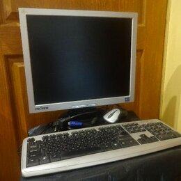 Прочие комплектующие - Монитор Proview, клавиатура и мышь USB , 0