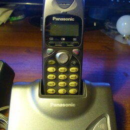 Радиотелефоны - Радиотелефон dect Panasonic KX-TCD705RU, 0