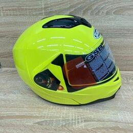 Мотоэкипировка - Зимний шлем модуляр, 0