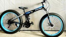 Велосипеды - ФЭТ-БАЙК складной , 0