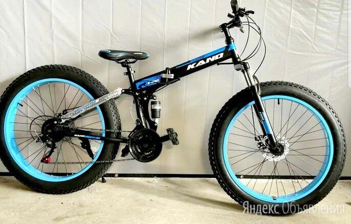 ФЭТ-БАЙК складной  по цене 15990₽ - Велосипеды, фото 0