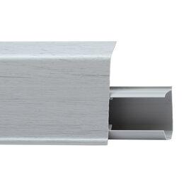 Плинтусы, пороги и комплектующие - WINART Плинтус WINART QUADRO 55 517 Дуб плавый, 0