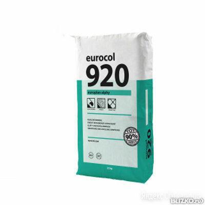 Самовыравнивающийся наливной гипсовый пол (25 кг) Forbo 920 по цене 964₽ - Строительные смеси и сыпучие материалы, фото 0