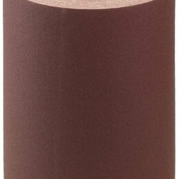 Для шлифовальных машин - Шлиф-шкурка водостойкая на тканевой основе в рулоне, №6, 800 мм x 30 м, 0