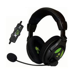 Наушники и Bluetooth-гарнитуры - Гарнитура Turtle Beach Ear Force X12 (б/у), 0