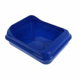 Туалеты и аксессуары  - Туалет 'Верный друг' 45,5 х 35,5 х 15 см, микс цветов, 0