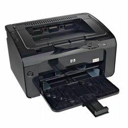 Принтеры и МФУ - Нечипованный WiFi лазерный принтер HP P1102w, 0