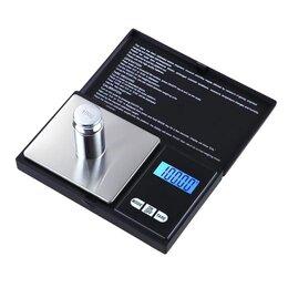 Весы - Электронные, карманные весы до 1 кг, 0