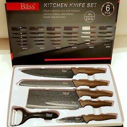 Наборы ножей - Набор ножей BASA новый в подарочной упаковке kitchen knife set, 0