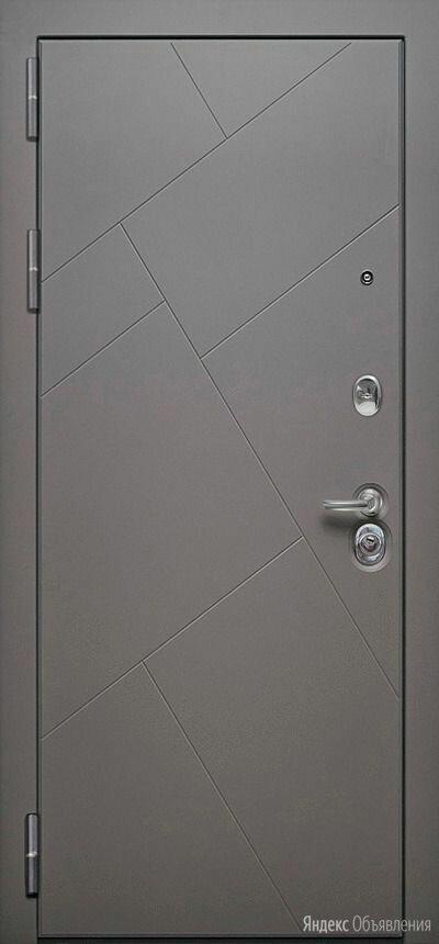 Дверь Гранит ультра С3 зеркало по цене 28300₽ - Входные двери, фото 0