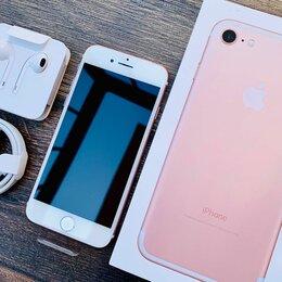 Мобильные телефоны - Iphone 7 128 gb розовое золото - новый, 0