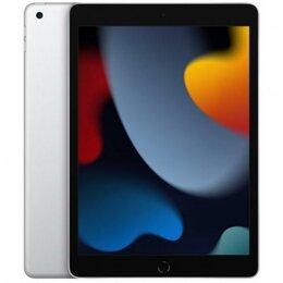 Планшеты - Apple iPad 9 10.2 (2021) 64GB Wi-Fi Silver, 0