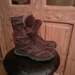 Ботинки - Берцы женские зимние, 0
