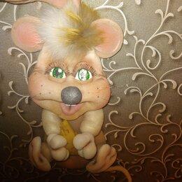 Сувениры - Мышонок- магнит на холодильник!, 0