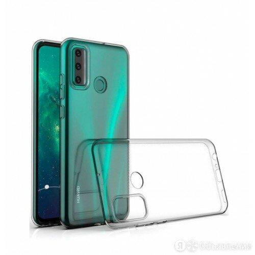 Чехол для Huawei Y8S (2020) ультратонкий 0,3мм (прозрачный) силиконовый по цене 180₽ - Чехлы, фото 0