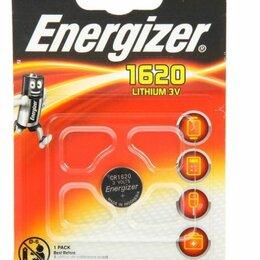 Водонагреватели - Energizer CR1620/1BL (10), 0