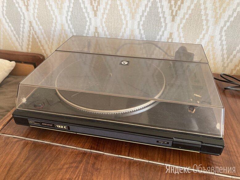 📻 Вега 122с — проигрыватель пластинок  по цене 5000₽ - Проигрыватели виниловых дисков, фото 0