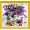 Букет сирени Артикул : L 500 по цене 240₽ - Подарочные наборы, фото 0