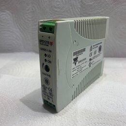 Преобразователи частоты - Carlo Gavazzi SPD1218 AC/DC Converter 100-240VAC 47-63Hz 500mA, 0