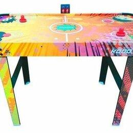 """Игровые столы - Игровой стол dfc kodo аэрохоккей 48"""", 0"""