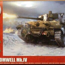Сборные модели - Модель A1373 CROMWELL Mk.IV A27M 1/35 Airfix, 0