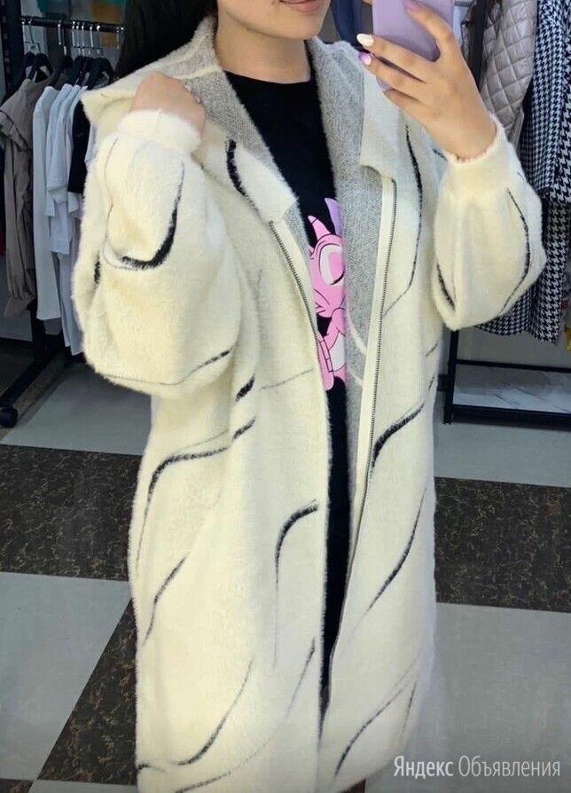Женское пальто альпака р-ры 48-60 по цене 3590₽ - Пальто, фото 0