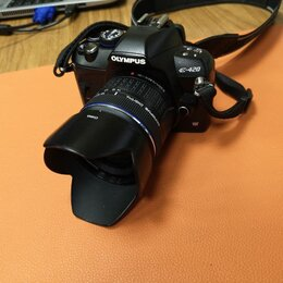Фотоаппараты - Зеркальный фотоаппарат Olympus E-420, 0